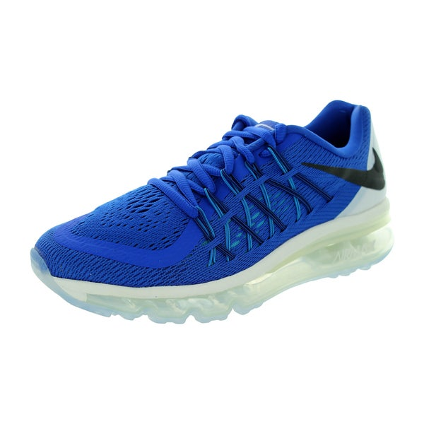 Nike Kid's Air Max 2015 (Gs) Game Royal/Black/White/ Running Shoe