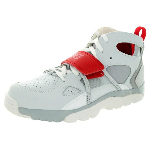 Nike Kid's Trainer Huarache (Ps) /White/Wlf /University Training Shoe
