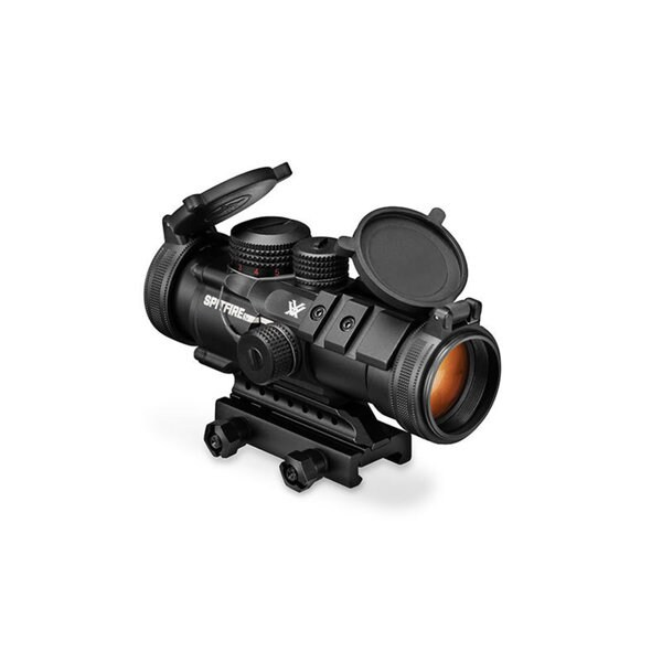 Vortex SPR-1303 Spitfire 3X Prism Scope with EBR-556B MOA Reticle