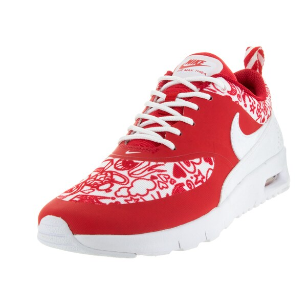Nike Kid's Air Max Thea Se (Gs) University Red/White/Black Running Shoe