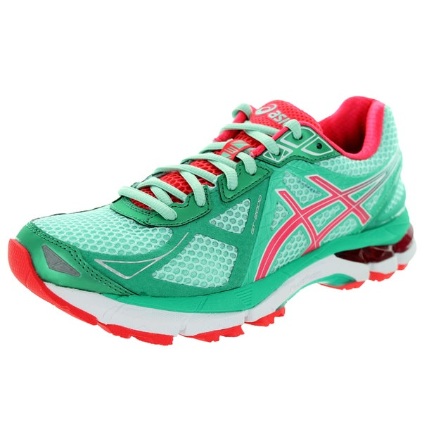 Asics Women's Gt-2000 3 Beach Glass/Diva Pink/Mint Running Shoe