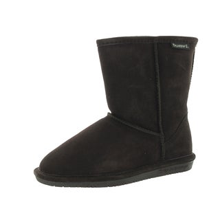 Bearpaw Kids Emma 6.5 inch Chocolate Boot