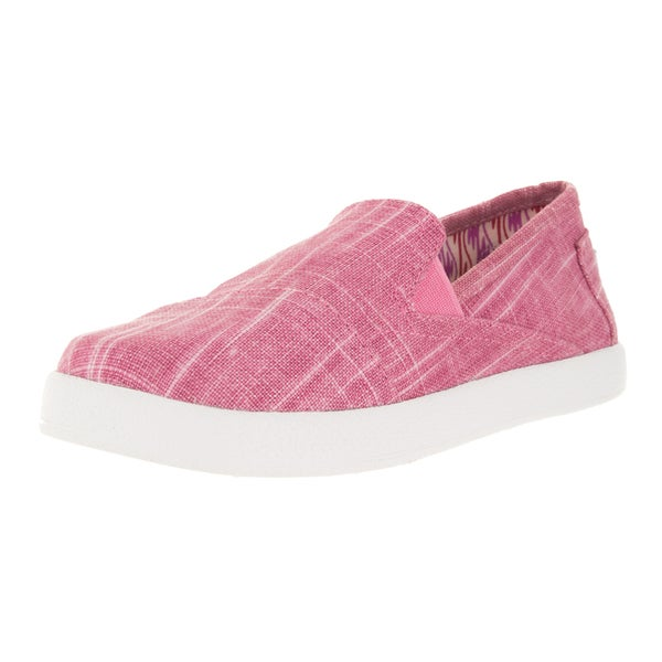 Toms Kids Avalon Pink Casual Shoe