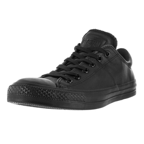 Converse Women's Chuck Taylor All Star Madison Ox Black/Black Basketball Shoe