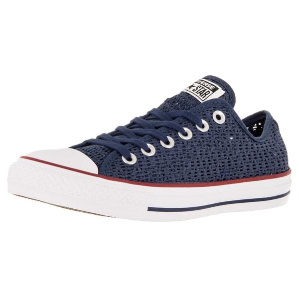 Converse Women's Chuck Taylor Allstar Ox Navy/White Casual Shoe