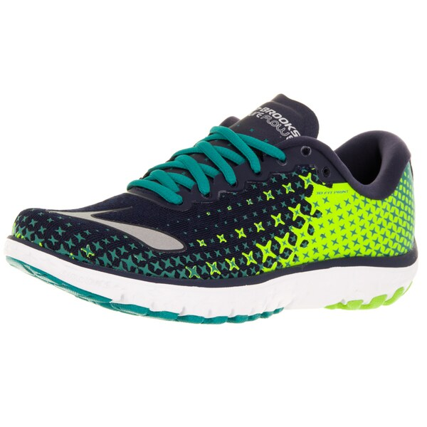 Brooks Women's Pureflow 5 Peacoatnavy/Nighife/Lapis Running Shoe