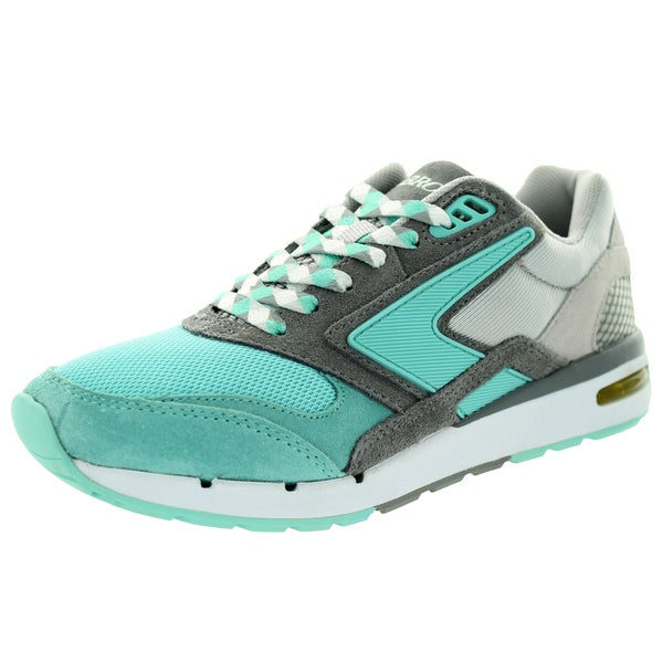 Brooks Women's Fusion ArubaBlue/Darkgrey/Grey Running Shoe