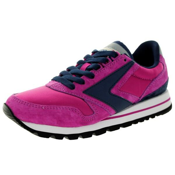 Brooks Women's Chariot Blackiris/Festivalfuscia Running Shoe
