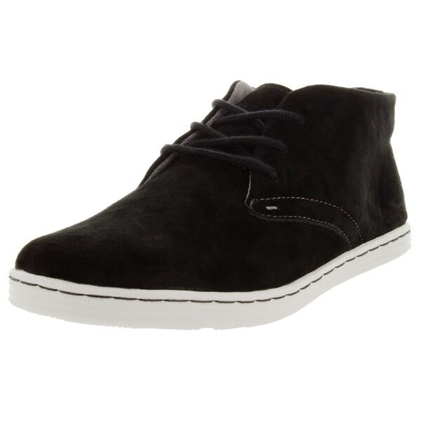 Sebago Men's Baet Chukka Black Nubuck Casual Shoe