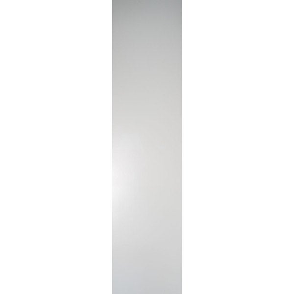 Everyday Cabinets 30-inch White Shaker Refrigerator End Panel