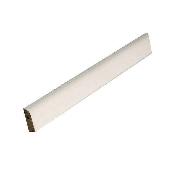 Everyday Cabinets 96-inch White Shaker Scribe Moulding