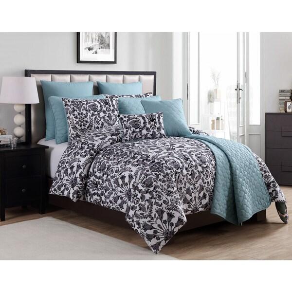 VCNY Montreaux 10-piece Comforter Set