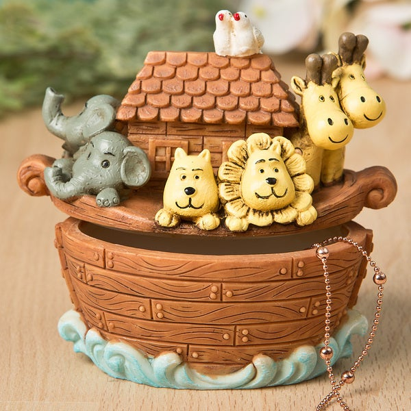 Fashioncraft Noah's Ark Covered Box