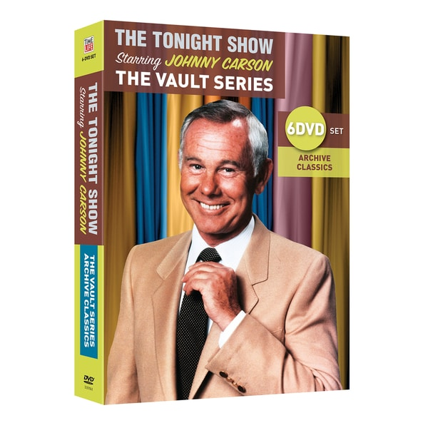 The Tonight Show Starring Johnny Carson: The Vault Series: Archive Classics (DVD) 19849865