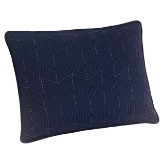 Brielle Honeycomb Reversible Sham (Set of 2)