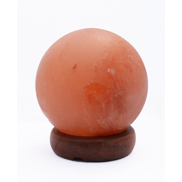 Manhattan Comfort Accentuations 5-inch Sphere-shaped Himalayan Salt Lamp With Dimmer 19850822