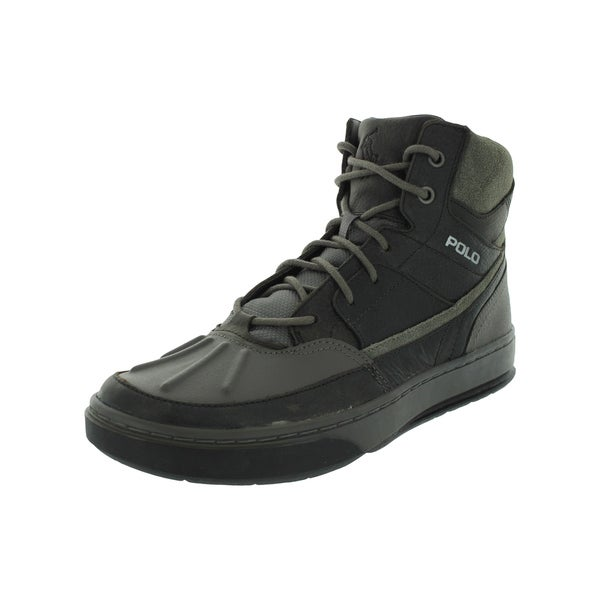 Polo Ralph Lauren Levon Lifestyle Shoes (Charcoal)