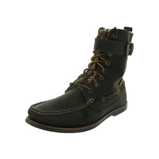 Polo Ralph Lauren Brentwood Lifestyle Shoes (Olive)