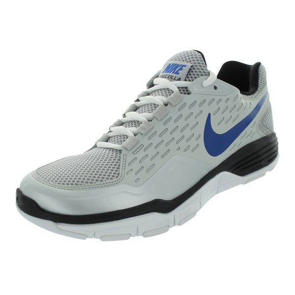 Nike Free Xilla Tr Training Shoes (Ntrl Grey/Varsity Royal/White Black)