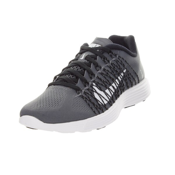 Nike Women's Lunaracer+ 3 Dark Grey/White/Black Running Shoe