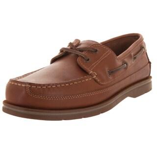 Sebago Men's Grinder Tan Boat Shoe