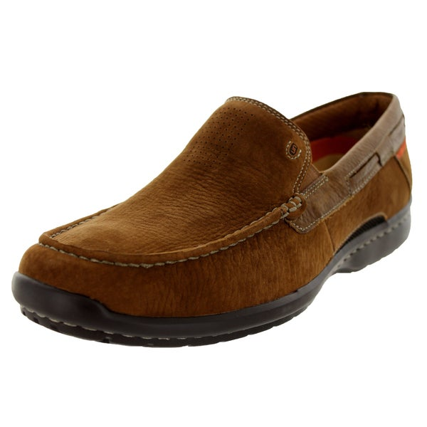 Clarks Men's Un.Sand (Wide) Tan Nubuck Casual Shoe