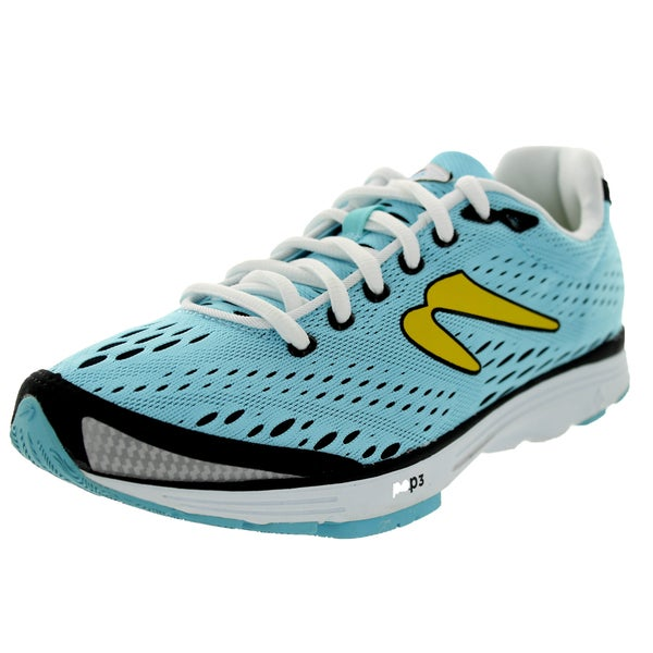 Newton Running Women's Aha Sky Blue/Black Running Shoe