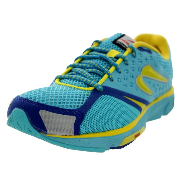 Newton Running Women's Distance S Iii Blue/Yellow Running Shoe
