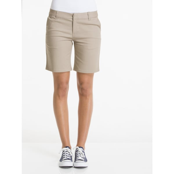 Lee Juniors Khaki Basic Shorts