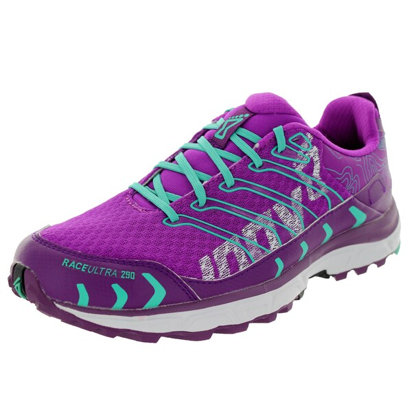 Inov-8 Women's Race Ultra 290 Purple/Teal Training Shoe