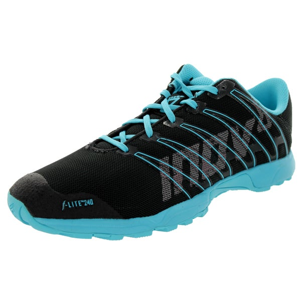 Inov-8 Women's F-Lite 240 Raven/Blue Training Shoe