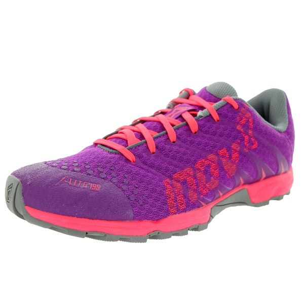 Inov-8 Women's F-Lite 195 Purple/Pink Running Shoe