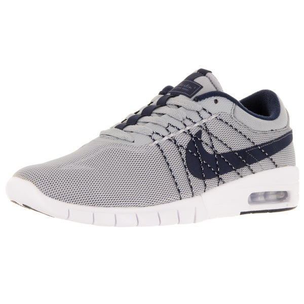 Nike Men's Koston Max Wolf Grey/Obsidian/White Skate Shoe
