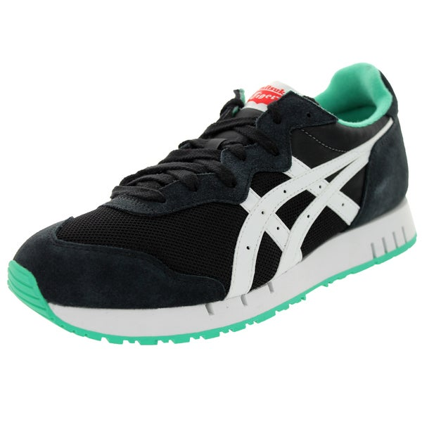 Onitsuka Tiger Unisex X-Caliber Black/White Casual Shoe