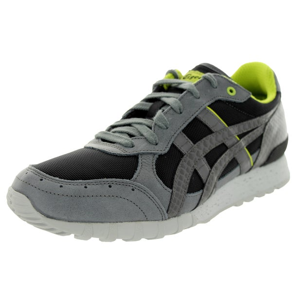 Onitsuka Tiger Unisex Colorado Eighty-Five Black/Grey Casual Shoe