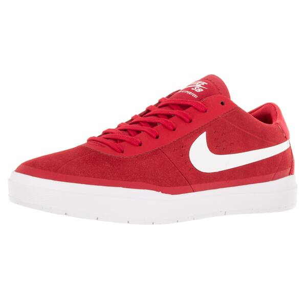 Nike Men's Bruin Sb Hyperfeel University Red/White/Black/White Skate Shoe