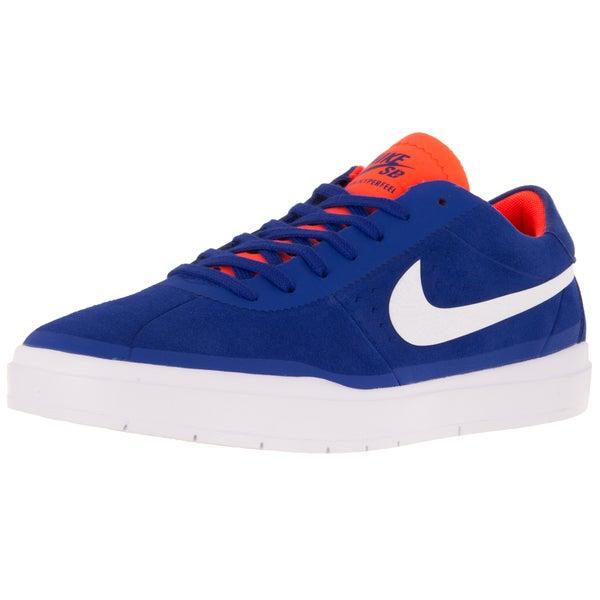 Nike Men's Bruin Sb Hyperfeel ue/White/White Skate Shoe