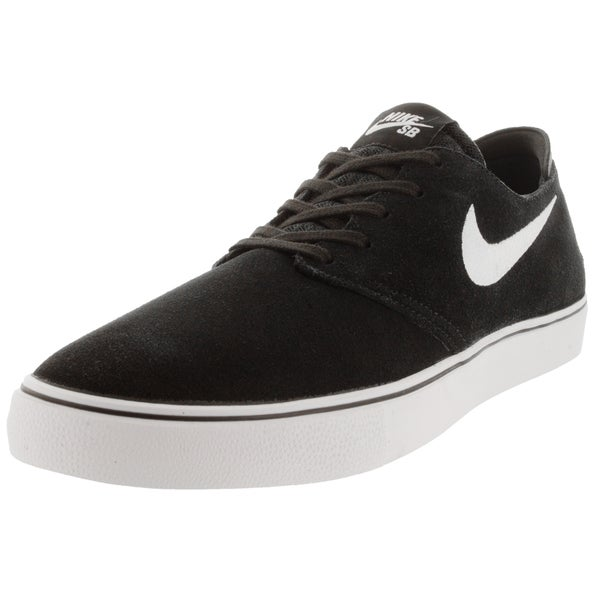 Nike Men's Zoom Oneshot Sb Black/White/Gum Light Brown Skate Shoe