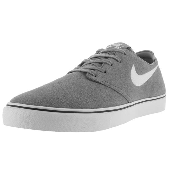 Nike Men's Zoom Oneshot Sb Cool Grey/White/Gm Lght Brown/Black Skate Shoe