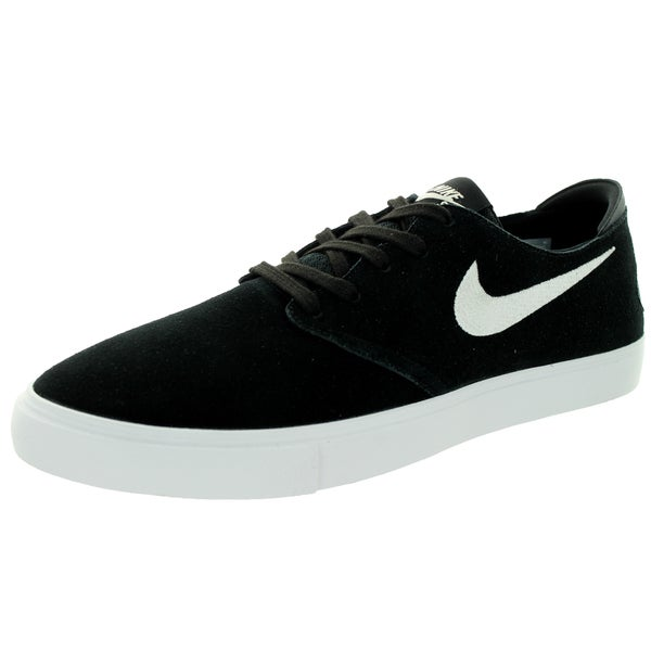 Nike Men's Lunar Oneshot Sb Black/White Skate Shoe