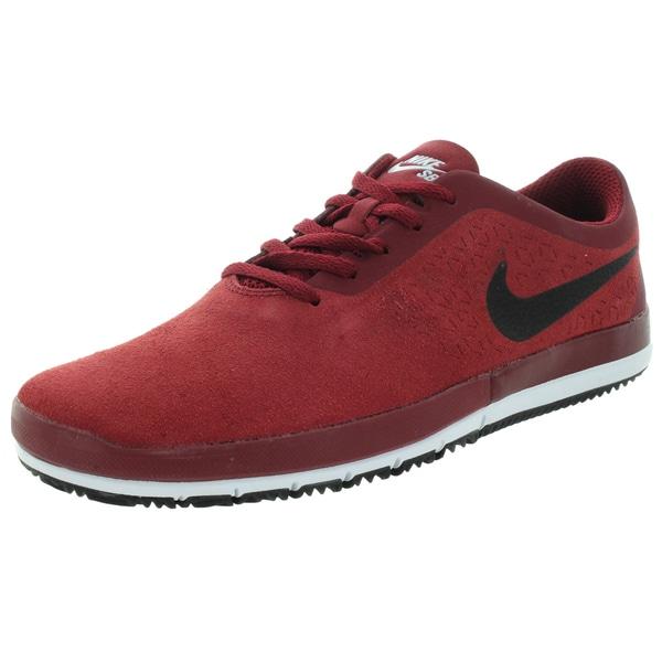 Nike Men's Free Sb Nano Team Red/Black/White Skate Shoe
