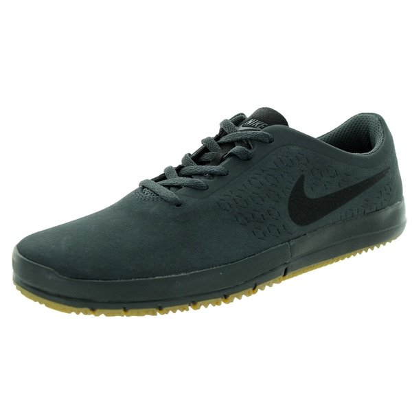 Nike Men's Free Sb Nano Anthracite/Black/Gm Lght Brown Skate Shoe