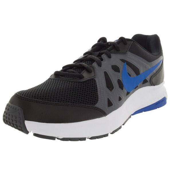 Nike Men's Dart 11 Black/Soar/Dark Grey/White Running Shoe