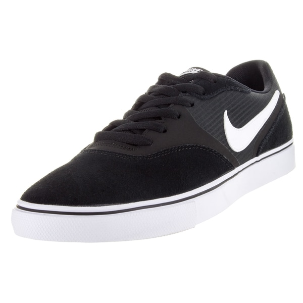 Nike Men's Paul Rodriguez 9 Vr Black/White/Gum Light Brown Skate Shoe