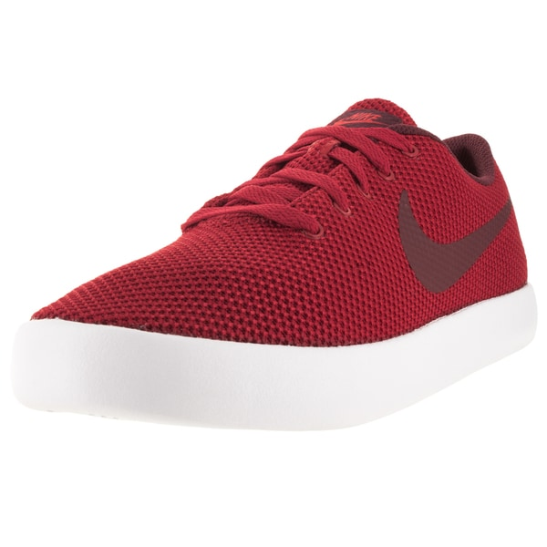 Nike Men's Essentialist University Red/Team Red/White Casual Shoe