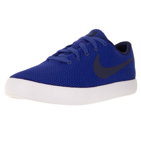 Nike Men's Essentialist Racer Blue/Loyal Blue/White Casual Shoe