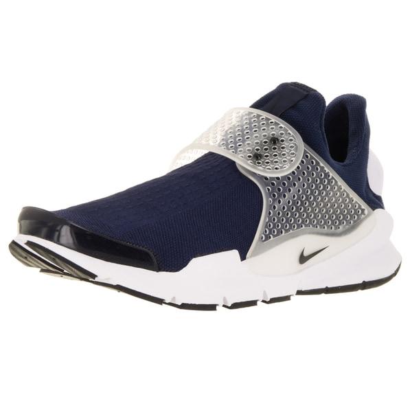 Nike Men's Sock Dart Navy/Black/Midnight Grey/White Running Shoe