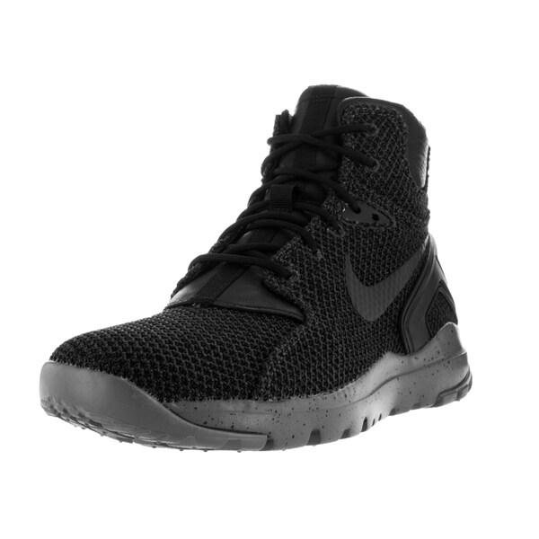 Nike Men's Koth Ultra Mid Kjcrd Anthracite/Black/Dark Grey Casual Shoe