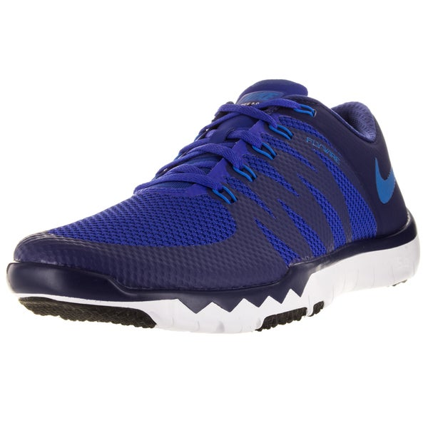 Nike Men's Free Trainer 5.0 V6 Deep Royal Blue/Black Training Shoe