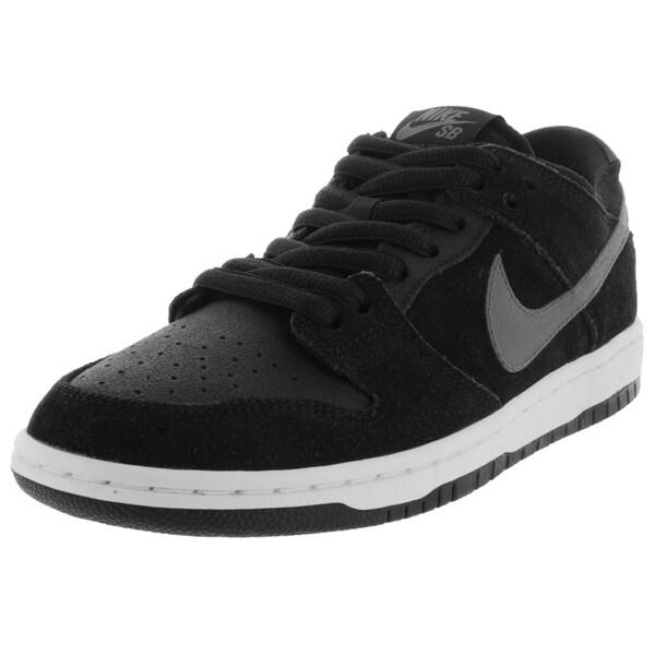 Nike Men's Dunk Low Pro Iw Black/Lt Graphite/White Skate Shoe